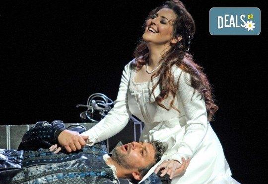 Ексклузивно в Кино Арена! Световно известният тенор Йонас Кауфман в шедьовъра на Верди Отело,на Кралската опера в Лондон - 26, 29 и 30 Юли, в страната - Снимка 8