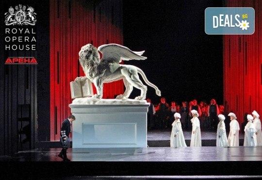 Ексклузивно в Кино Арена! Световно известният тенор Йонас Кауфман в шедьовъра на Верди Отело,на Кралската опера в Лондон - 26, 29 и 30 Юли, в страната - Снимка 1