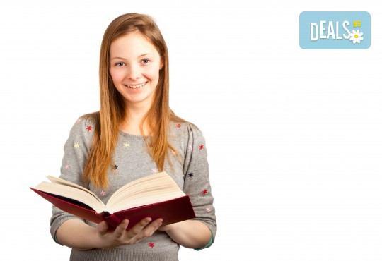 Бъдете уверени в знанията си с урок по разговорен турски език с native speaker плюс учебни материали в La Scuola language school - Снимка 1