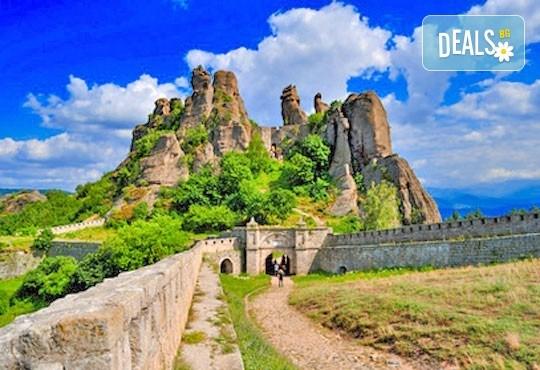 За 1 ден до Белоградчишките скали и пещерата Магурата: транспорт и екскурзовод