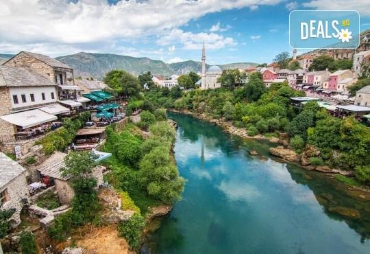 Екскурзия до Сараево, уникалните Босненски пирамиди, Мостар и Меджугорие през октомври! 2 нощувки със закуски в хотел 2/3*, транспорт и програма - Снимка 3