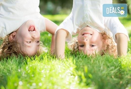 Един месец в целодневна детска градина в новооткриващата се нова база от веригата ЧДГ Славейче в жк Драгалевци! - Снимка 3