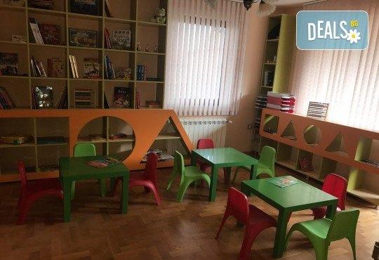 Един месец в целодневна детска градина в новооткриващата се нова база от веригата ЧДГ Славейче в жк Драгалевци! - Снимка 4
