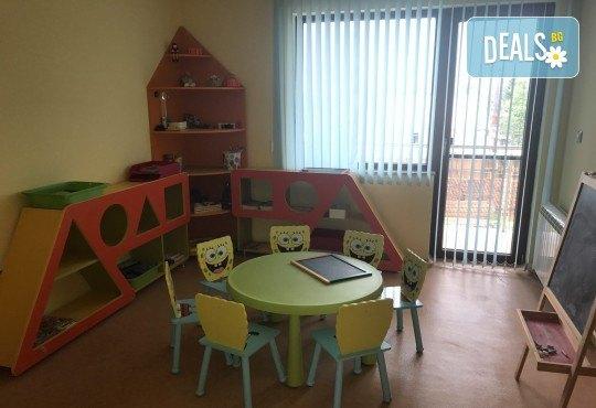 Един месец в целодневна детска градина в новооткриващата се нова база от веригата ЧДГ Славейче в жк Драгалевци! - Снимка 10