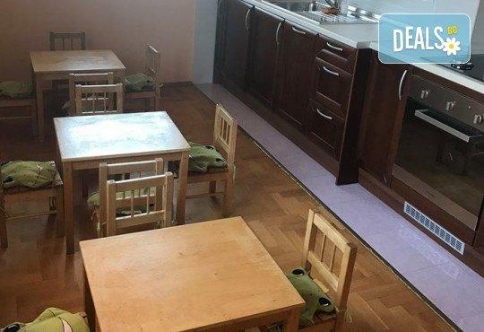 Един месец в целодневна детска градина в новооткриващата се нова база от веригата ЧДГ Славейче в жк Драгалевци! - Снимка 11