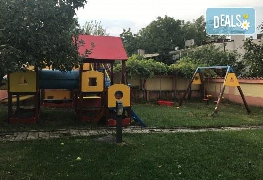 Един месец в целодневна детска градина в новооткриващата се нова база от веригата ЧДГ Славейче в жк Драгалевци! - Снимка 9