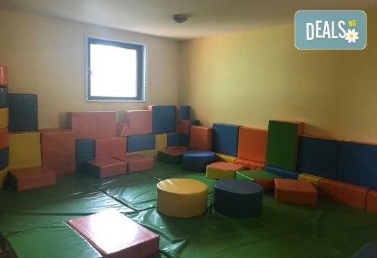 Един месец в целодневна детска градина в новооткриващата се нова база от веригата ЧДГ Славейче в жк Драгалевци! - Снимка 7