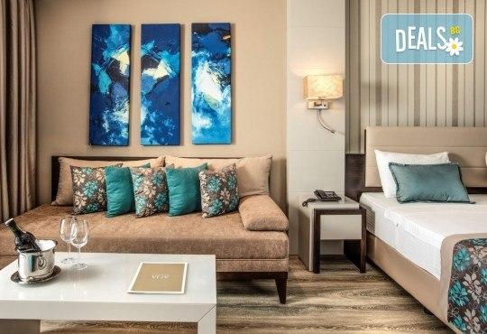 Почивка в Кушадасъ, Турция: 7 нощувки All Inclusive в Aria Claros Beach&SPA Resort 5*, с транспорт от Варна и Бургас! - Снимка 3