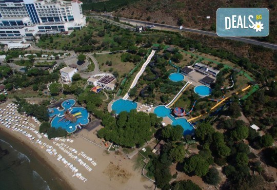 Почивка в Кушадасъ, Турция: 7 нощувки All Inclusive в Aria Claros Beach&SPA Resort 5*, с транспорт от Варна и Бургас! - Снимка 11