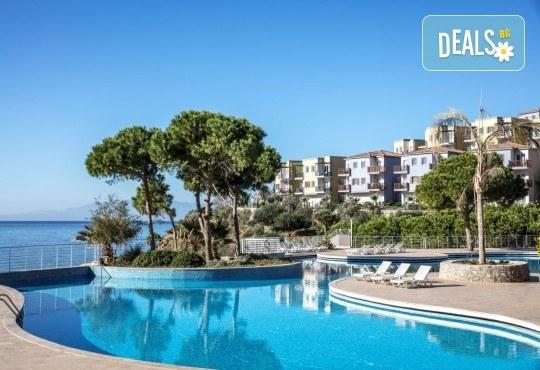 Почивка в Кушадасъ, Турция: 7 нощувки All Inclusive в Aria Claros Beach&SPA Resort 5*, с транспорт от Варна и Бургас! - Снимка 2