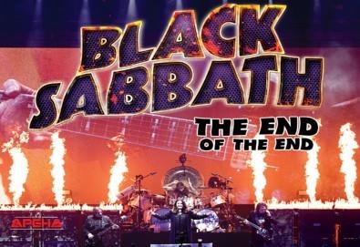 Само в Кино Арена! Прожекция на концерта The End of The End - финалът на последното турне на Black Sabbath, на 30.09. от 20ч, в страната! - Снимка