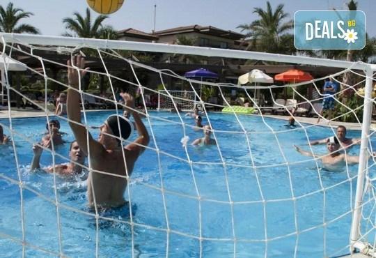 С деца на море през септември в Сиде, Анталия! 7 нощувки Ultra All Inclusive в хотел Club Calimera Serra Palace 5* и възможност за 2 вида транспорт! - Снимка 21