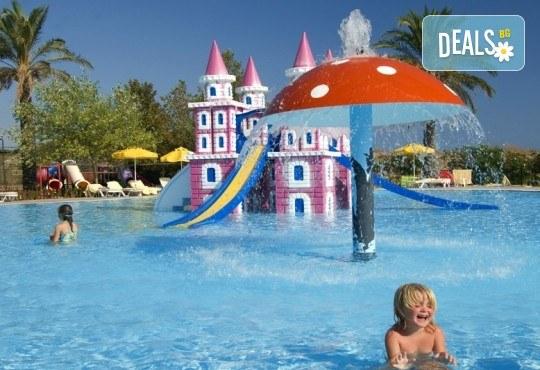С деца на море през септември в Сиде, Анталия! 7 нощувки Ultra All Inclusive в хотел Club Calimera Serra Palace 5* и възможност за 2 вида транспорт! - Снимка 19