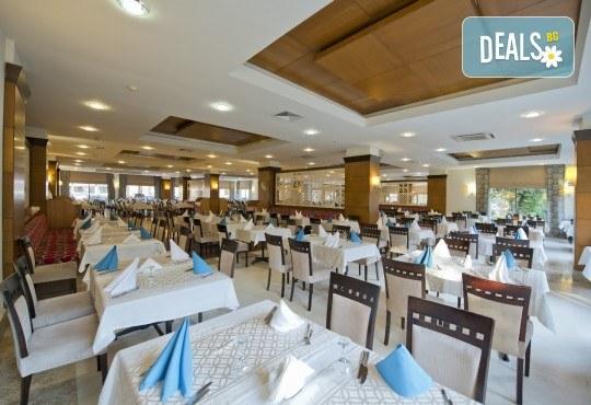 С деца на море през септември в Сиде, Анталия! 7 нощувки Ultra All Inclusive в хотел Club Calimera Serra Palace 5* и възможност за 2 вида транспорт! - Снимка 12