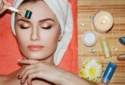 АntiAge мезотерапия на лице с моментален подмладяващ ефект или в комбинация с мануално почистване в Sunflower Beauty Studio - Снимка