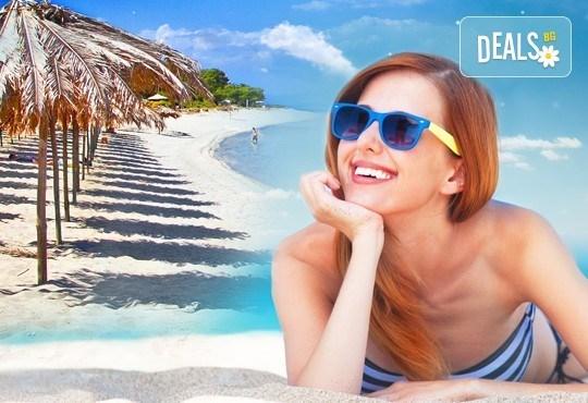 На плаж в Неа Перамос с еднодневна екскурзия до Кавала през юли или август, транспорт и екскурзовод от Еко Тур! - Снимка 1