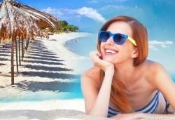 На плаж в Неа Перамос с еднодневна екскурзия до Кавала през юли или август, транспорт и екскурзовод от Еко Тур! - Снимка