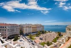 Септемврийски празници в Солун и Паралия Катерини! 3 нощувки със закуски в Hotel Kimata 3*, панорамен тур на Солун, екскурзовод и транспорт - Снимка