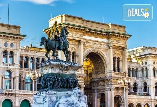 Самолетна екскурзия през август до Милано, Италия! 3 нощувки със закуски в хотел 3*, самолетен билет и летищни такси - Снимка 4