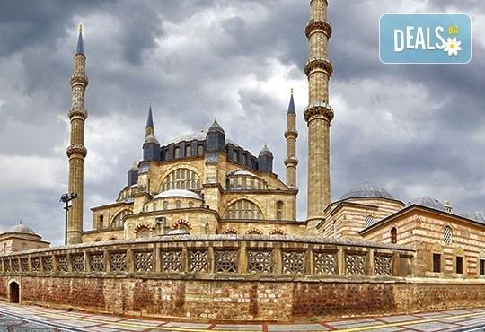 Еднодневна екскурзия през есента в Одрин и Чорлу, Турция - транспорт, пътни такси и водач от Глобул Турс! - Снимка 3