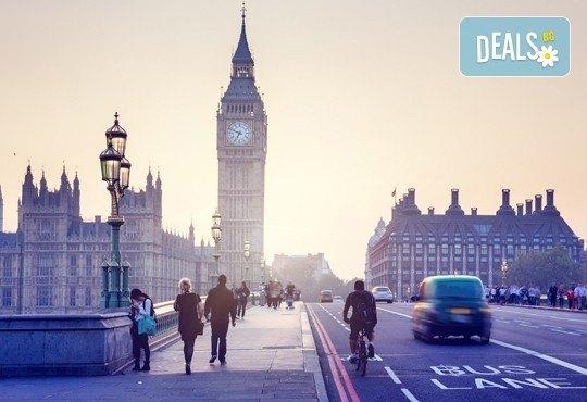 Екскурзия до Париж и Лондон със самолет и влак TGV през Лa Мaнш! 5 нощувки със закуски, самолетен билет, летищни такси и трансфери! - Снимка 8