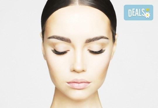 Сдобийте се с изящни и дълги мигли с процедура за поставяне на копринени мигли косъм по косъм в студио за красота L Style! - Снимка 2