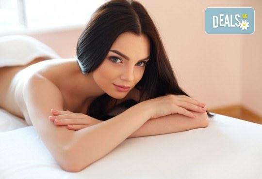 Цялостен 60-минутен масаж на цяло тяло плюс глава, китки, ходила от професионален рехабилитатор в козметичен център DR.LAURANNE! - Снимка 1