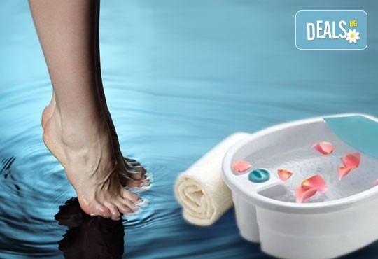 120-минутен SPA MIX Апаратен детокс - термо-вибро масаж на крака, пресотерапия, биорезонансната детоксикация и йонна детоксикация в център GreenHealth - Снимка 4