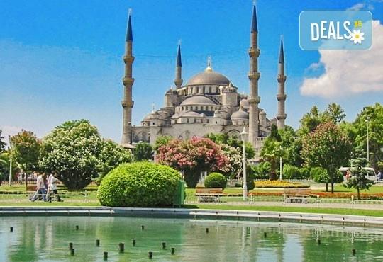 През август или октомври в Истанбул и Одрин : 2 нощувки, закуски и вечери, транспорт