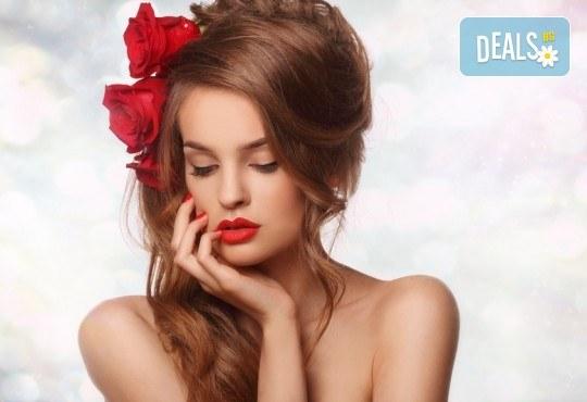 Дълготрайни и красиви цветове с маникюр с гел лак Bluesky или Shellac в салон за красота Респект - Снимка 3