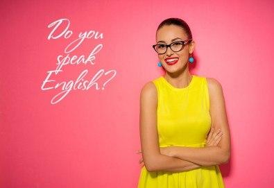 Разговорен курс по английски език на ниво B1 с включени учебни материали в езиков център Полиглота! - Снимка