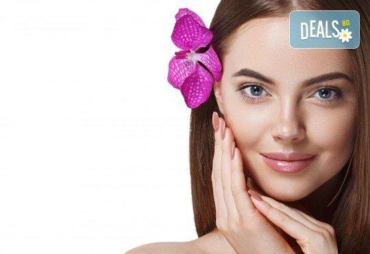 PQ Age - целогодишен химичен пилинг с моментален стягащ, лифтинг ефект на лице, лице и шия или лице, шия и ръце по избор в Barber shop Habibi! - Снимка 3
