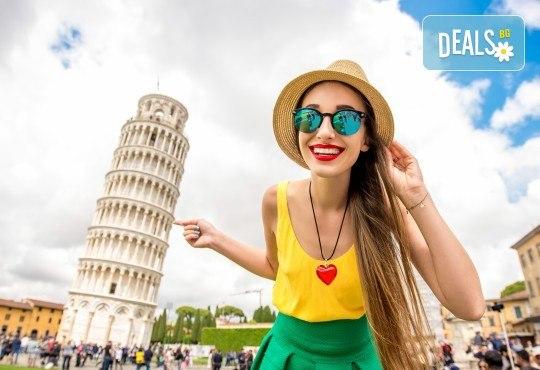 Dolce Vita! Самолетна екскурзия до Болоня, Маранело, Пиза, Лука, Флоренция и Милано: 5 нощувки със закуски, самолетен билет и водач от ВИП Турс! - Снимка 1