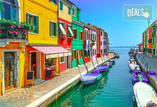 Септемврийски празници в Италия! 7 нощувки със закуски в Кавалино или Лидо ди Йезоло, самолетен билет, посещение на Флоренция, Болоня, Пиза, Маранело и Венеция от ВИП Турс! - Снимка 6