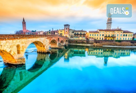 Екскурзия в красивите Загреб, Верона и Венеция с възможност за шопинг в Милано! 3 нощувки със закуски, транспорт и водач от агенцията - Снимка 6