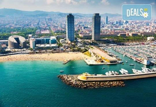 Комбинирана самолетна и автобусна екскурзия до Барселона с посещение на Милано, Ница, Монако и Венеция: 6 нощувки със закуски, транспорт и водач от ВИП ТУРС! - Снимка 1