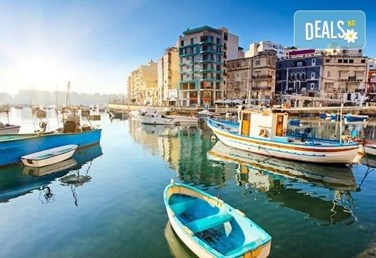 Есен в Малта: 3 нощувки със закуски в хотел 3* или подобен, двупосочен билет, летищни такси и представител на ПТМ Интернешънъл - Снимка 4