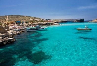Есен в Малта: 3 нощувки със закуски в хотел 3* или подобен, двупосочен билет, летищни такси и представител на ПТМ Интернешънъл - Снимка