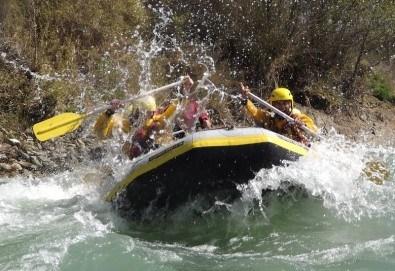 Адреналин! Рафтинг по река Струма през август с включени екипировка, обяд и възможност за транспорт от Пловдив! - Снимка