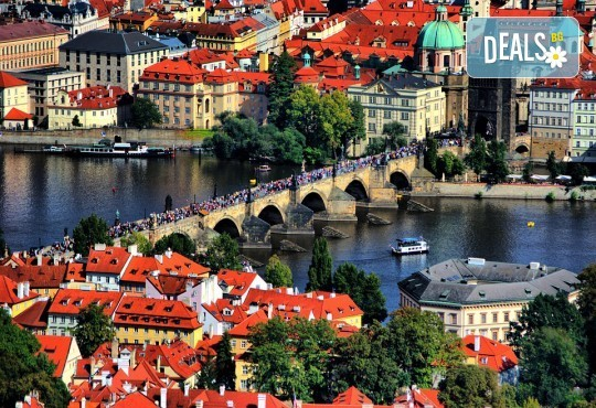 Септемврийски празници в Прага със Запрянов Травел! 2 нощувки със закуски в хотел 3*, транспорт и програма - Снимка 5