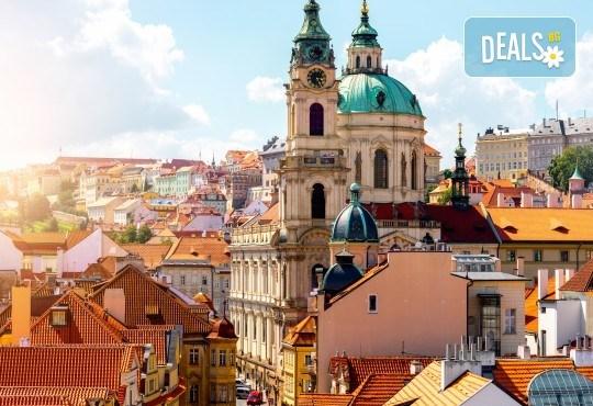 Септемврийски празници в Прага със Запрянов Травел! 2 нощувки със закуски в хотел 3*, транспорт и програма - Снимка 1