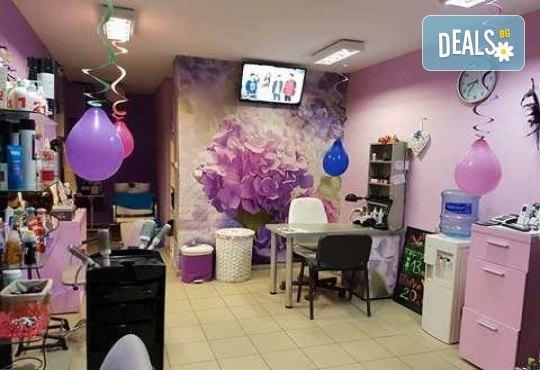 Диамантено дермабразио, хидратация с хиалурон и изглаждане на околоочен контур с крио топки на PHYTOCEANE в студио за красота L Style! - Снимка 4