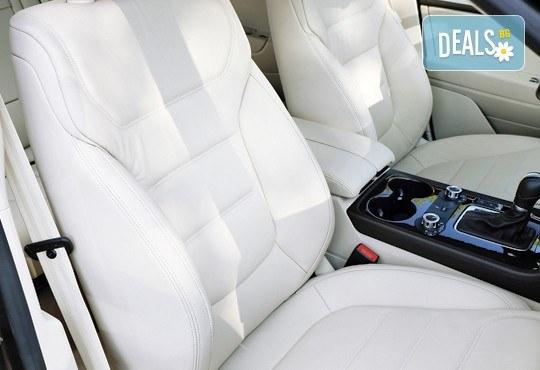 Вътрешно почистване на Вашия автомобил - седалки, кори, таван, под, кори на вратите от Автомивка Миранди! - Снимка 2