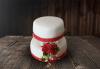 За Вашата сватба! Бутикова сватбена торта с АРТ декорация от Сладкарница Джорджо Джани! - thumb 19