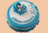 Честито бебе! Торта за изписване от родилния дом, за 1-ви рожден ден или за прощъпулник! Специална оферта на Сладкарница Джорджо Джани! - thumb 2