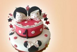 Детска АРТ торта с фигурална ръчно изработена декорация с любими на децата герои от Сладкарница Джорджо Джани - Снимка
