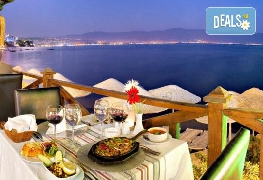 Късно лято - почивка в Турция! 7 нощувки на база All Inclusive в Omer HV 4*, Кушадасъ и възможност за транспорт. Безплатно за дете до 13 години! - Снимка 10