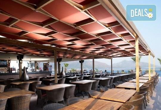 Незабравима почивка в края на лятото в Hotel Emre 4* в Мармарис, Турция! 9 нощувки на база Ultra All Inclusive, транспорт и водач от Дари Тур! - Снимка 9