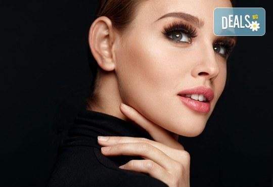 Диамантени мигли - хит за 2017! Поставяне на мигли косъм по косъм на супер цена в Студио MNJ! - Снимка 2
