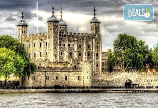 Самолетна екскурзия до Лондон с Дари Травел! 3 нощувки със закуски в Royal National Hotel 3*, билет, летищни такси, трансфери и богата програма - Снимка 5